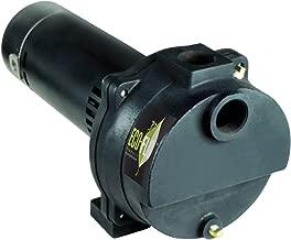 ECO-FLO Products EFLS15 Cast Iron Self-Priming Irrigation Pump,  1-1/2 HP, 67 GPM