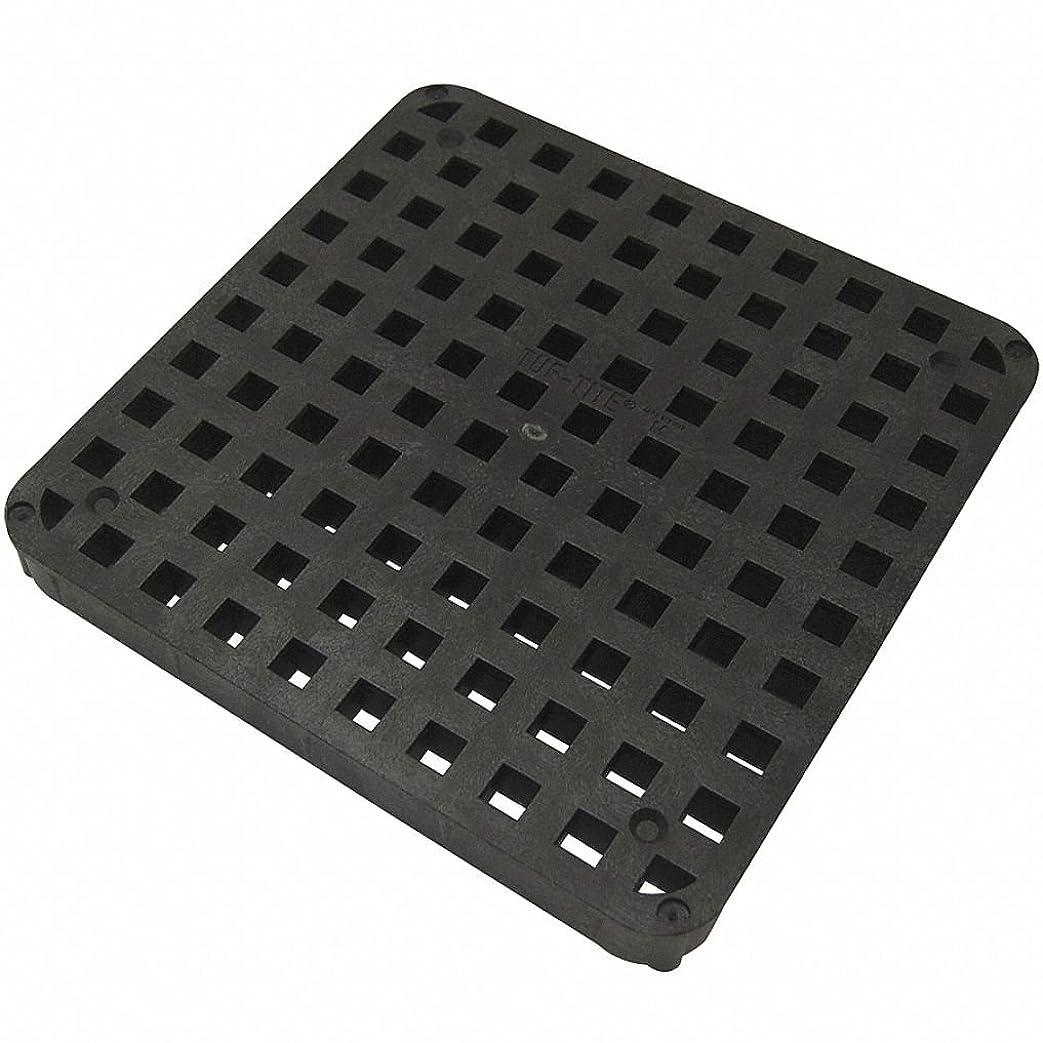 のど磁気標準Grate, Plastic, Black