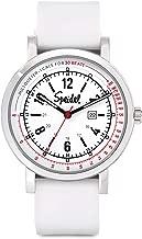 Speidel Scrub 30 Medical Watch - Pulsometer, Date Window, 24 Hour Marks, Second Hand, Luminous Hands