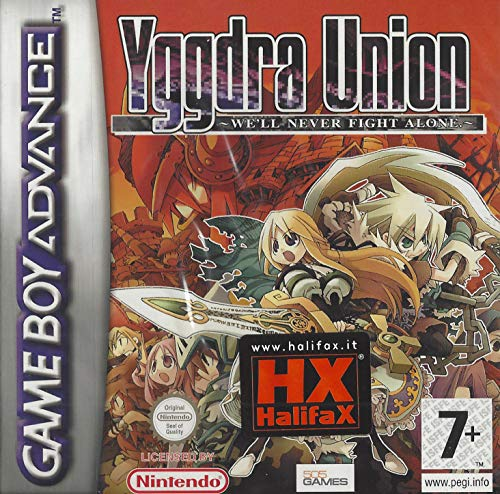 Yggdra Union We'll Never Fight Alone [Importación Inglesa]