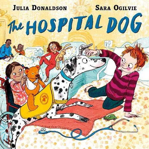 Couverture de The Hospital Dog