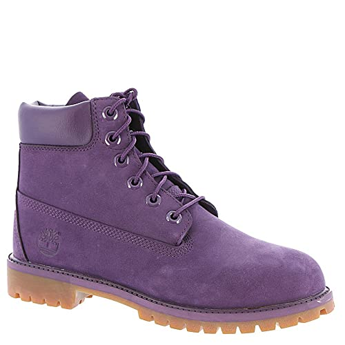 Purple Timberlands: