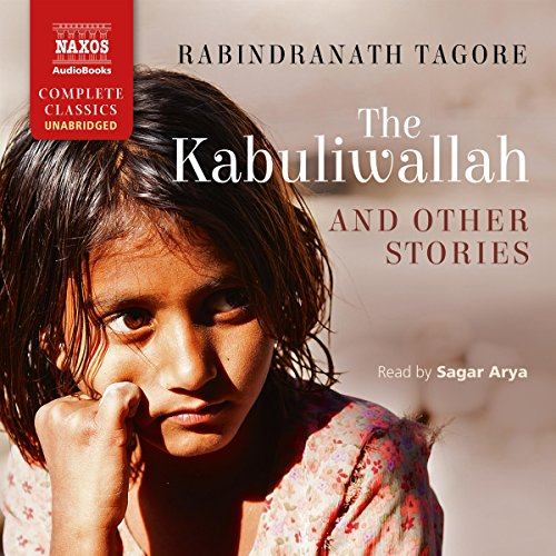The Kabuliwallah and Other Stories audiobook cover art