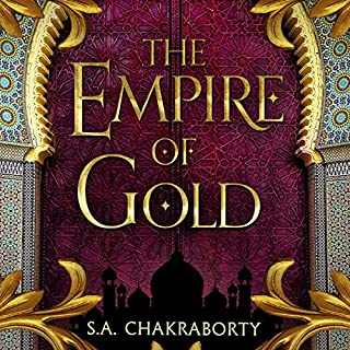 The Empire of Gold cover art