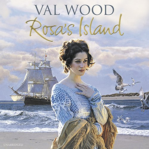Rosa's Island audiobook cover art