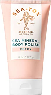 Bath and Body Works SEA-TOX Sea Mineral Body Polish 8 Ounce