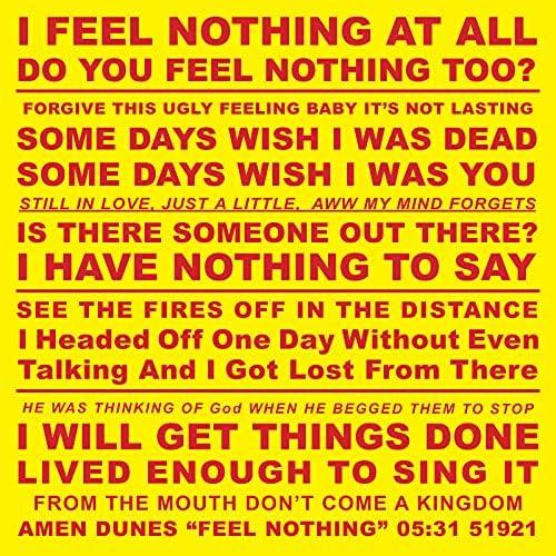 Amen Dunes & Sleaford Mods