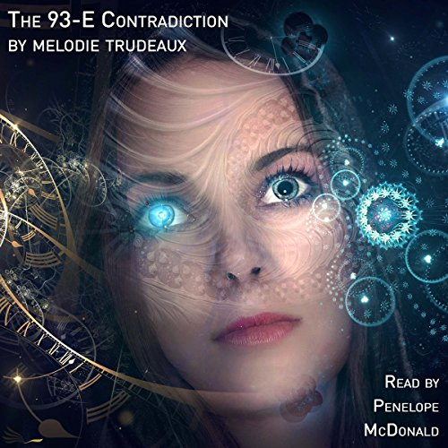 The 93-E Contradiction audiobook cover art