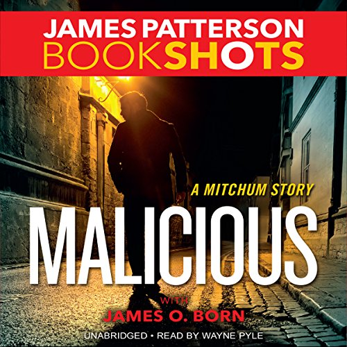 Malicious audiobook cover art