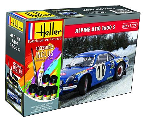Heller Maquette, 56745, alpine a110,1/24