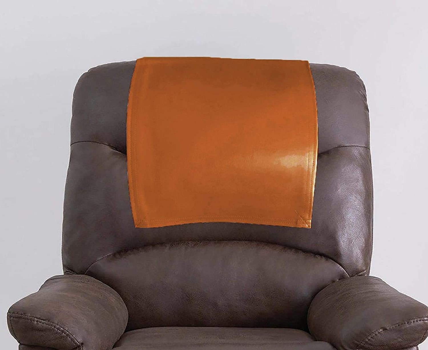 Maxiples Genuine Leather Recliner Furnitur Chair New Time sale Shipping Free Headrest Cover