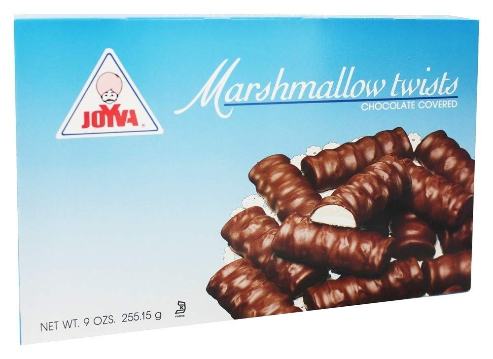 Joyva Marshmallow Twists Chocolate Covered Cheap SALE Start 9 Pk Free Oz. Challenge the lowest price of Japan ☆ Gluten