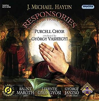 Haydn, M.: In Coena Domini / In Parasceve / In Sabbato Sancto
