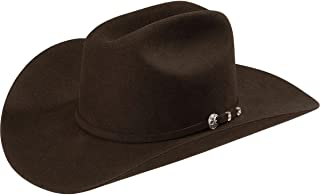 Men's 4X Corral Wool Felt Cowboy Hat - Sbcral-75402274 Choc