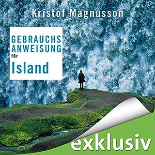 Gebrauchsanweisung für Island Titelbild