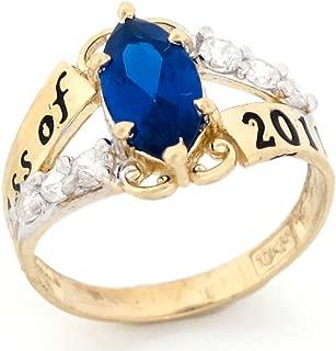 Best 14k gold class ring Reviews