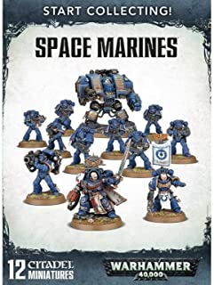 Start Collecting Space Marines Warhammer 40,000