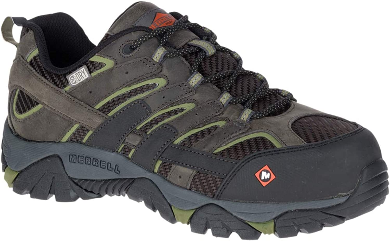 Merrell Moab 2 Vent Waterproof Comp Toe Work shoes