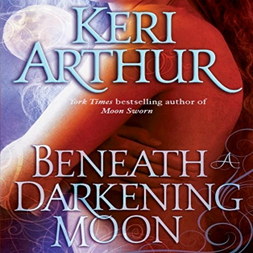 Beneath a Darkening Moon audiobook cover art