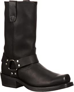 Best double h harness motorcycle boots Reviews