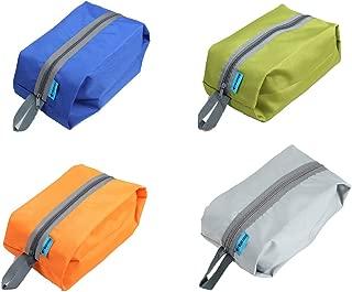 Large Waterproof Portable Travel Organizer Toiletry Dopp Kit Shoe Bag Pouch