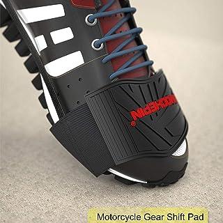 Enjoyyouselves Motorrad Schuhschutz, Gummi Motorrad Gangschaltung Schuhschutz Motorrad Schuh Abdeckung Protector Motorrad Gadget