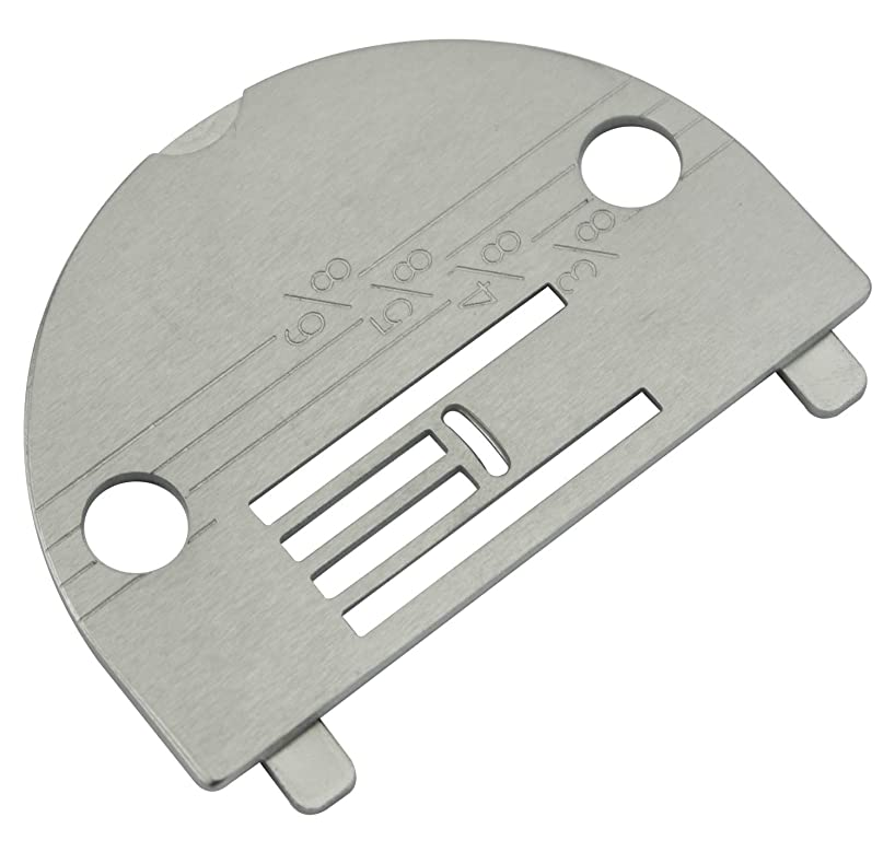 DREAMSTITCH NZ5LG (NZ-5LG) Needle Plate for Brother,Homemaker,Nelco,Western Sewing Machine - Needle Plate-NZ-5LG