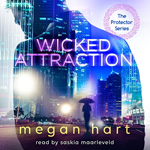 Wicked Attraction audiobook cover art