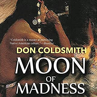 Moon of Madness audiobook cover art