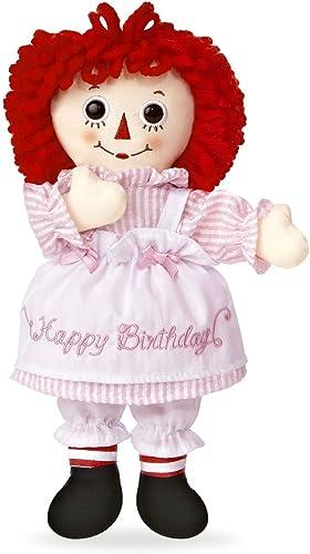 Aurora World Raggedy Ann Happy Birthday Doll, 10  by Aurora World