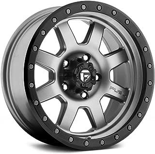 Fuel Offroad D552 Trophy 18x9 6x139.7 +1mm Black Wheel Rim