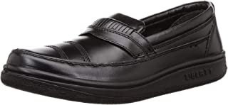 Liberty Warrior Black Mens Non-Leather Formal Shoes