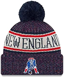 new era patriots throwback knit