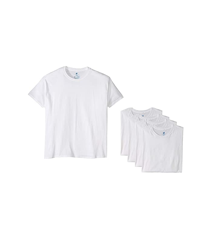 Pack Xtemp Crew Tee White