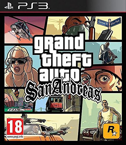 Gta San Andreas [Importación Francesa]