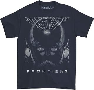 Journey Men's Frontiers T-Shirt Navy