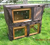 Bunny Business Hutch Cover for Bb-36-Ddd