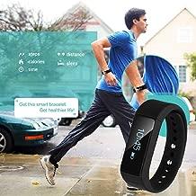 LILIERS for iwown i5 Plus Smart Wristband Bluetooth 4.0 Smartband Smart Band Passometer Sleep Monitor Smart Bracelet