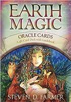 アース マジック オラクルカード Earth Magic Oracle Cards 英語版
