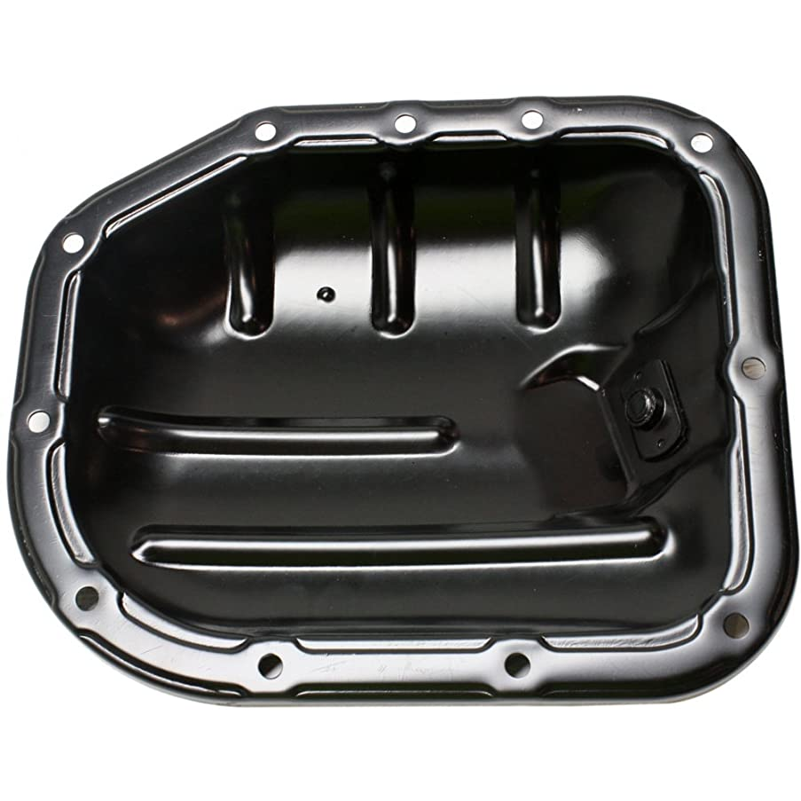 Oil Pan Compatible with Echo 00-05 Toyota Yaris 06-09
