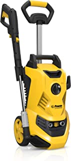 POWER Pressure Washer LTW-2700 PSI 1.80 GPM Electric - Super Compact - Portable - Soap Dispenser Built In - Ultra Low Sound Power Efficient - Yellow