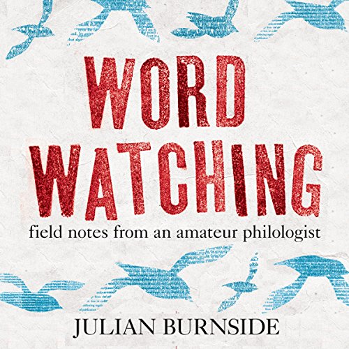 Wordwatching audiobook cover art