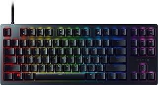 Razer RZ03-03080100-R3M1 Razer Huntsman Tournament Edition Keyboard- Linear Optical Switch
