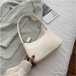 Youpin, borsa da donna di alta qualità, in morbida pelle sintetica, colore viola, stile retrò