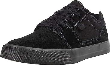 DC Shoes (DCSHI) Tonik-Low-Top Shoes For Men, Zapatillas de Skateboard para Hombre, Black/Black, 46.5 EU