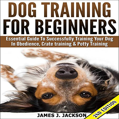 Dog Training for Beginners audiobook cover art