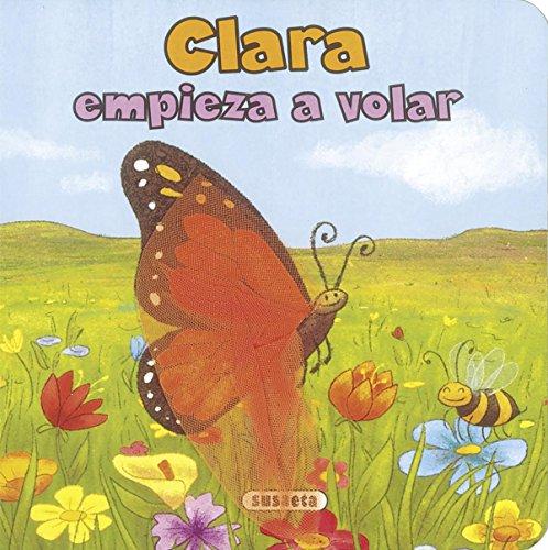 Clara empieza a volar (Me hago mayor)