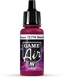 Vallejo Game Air Warlord Purple Paint