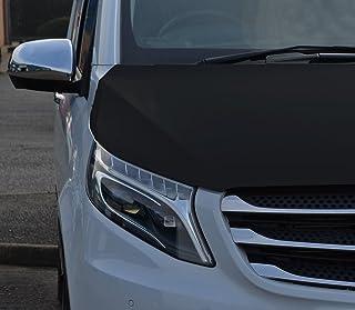 Vito W447 2014-2018 TOOGOO Sty Le de Voiture ABS Garniture de Couverc Le de Lampe DAntibrouillard Avant Chrome pour Mercedes