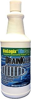 BioLogix DrainKleen a Bio-Enhanced Organic Drain Cleaner (1 Quart Bottle)